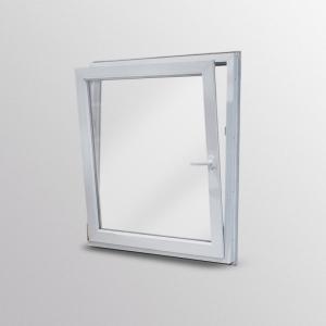 Fabulous Kunststof enkel draai-kiep raam GL81