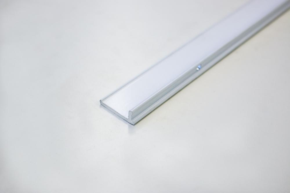 kunststof kanaalplaat eindprofiel aluminium martens plaat helder x cm mm nieuw in ons. Black Bedroom Furniture Sets. Home Design Ideas