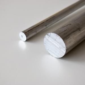 Massief Rond Staal.Aluminium Rond Massief